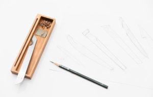 MASUWA-鉛筆硯